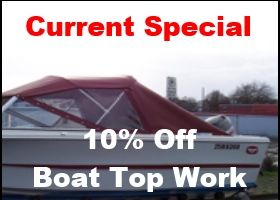 Current Boat Top Special