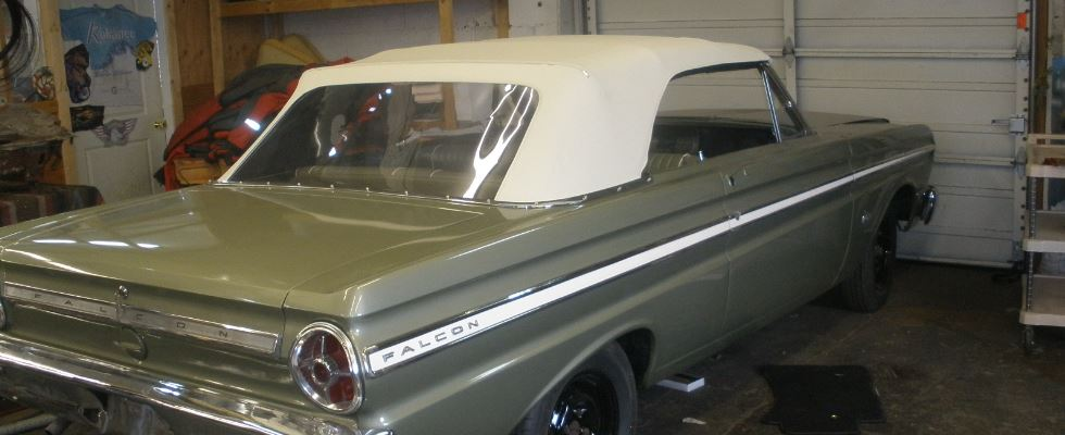 Ford Falcon Top After